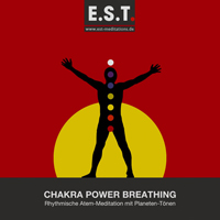 Neue CD: Aktive Meditation 'Chakra Power Breathing'