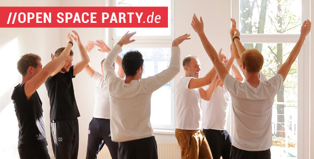 //OPEN SPACE PARTY - Winter Edition