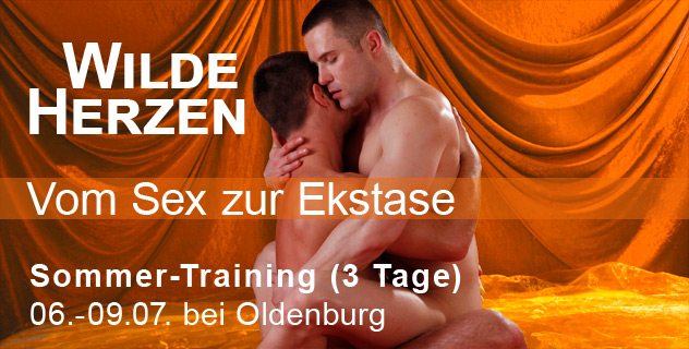 Wilde Herzen - Training